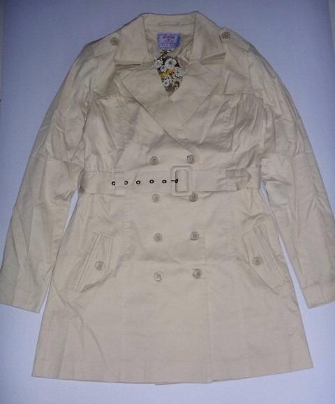 8db6d289a0 Sobretudo/casaco/trench Coat/parka/blusa Feminina Enfim - R$ 159,90 ...