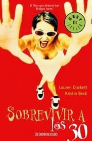 sobrevivir a los treinta, lauren dockett/ kristin beck