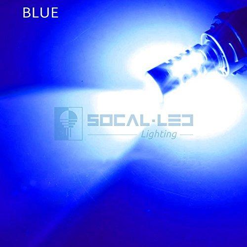 socalled 2x h11 h8 led bombilla de luz antiniebla 15w smd 57