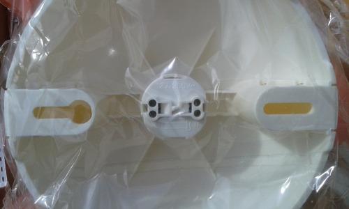 socate plastico 4 oval tipo ticino