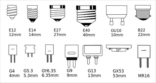 socate pvc p/tubo fluorescente base g13  master(5 pares)
