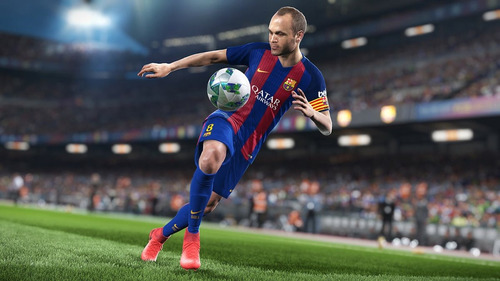 soccer pes ps3 pro evolution