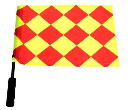 soccer referee flag sports match football linesman futbol 4g