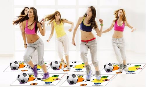 soccermat: sube de nivel de juego en futbol