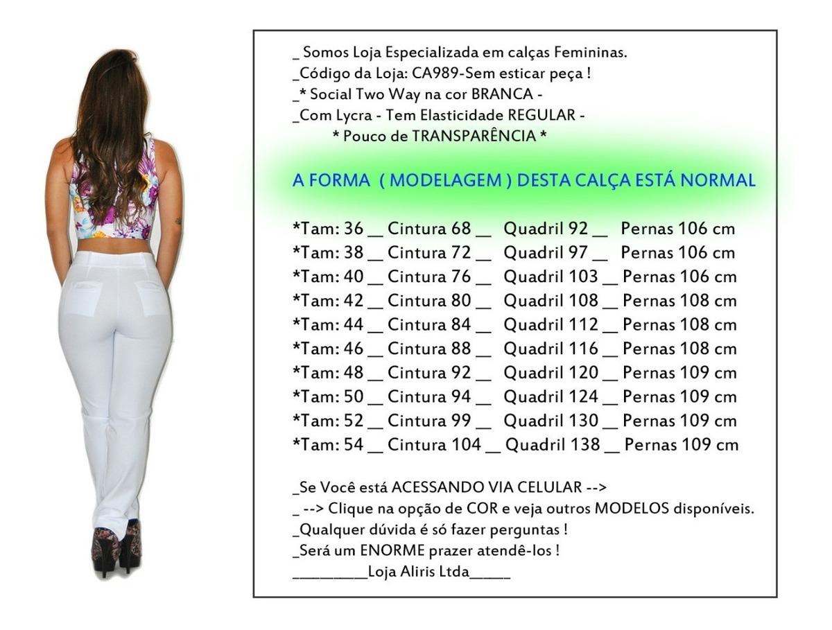 ac1df6052 Social Branca 989 Uniforme Branco Tamanho Grande 46 50 54 - R$ 74,90 ...