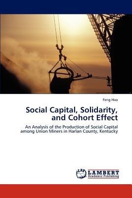 social capital, solidarity, and cohort effect;  envío gratis