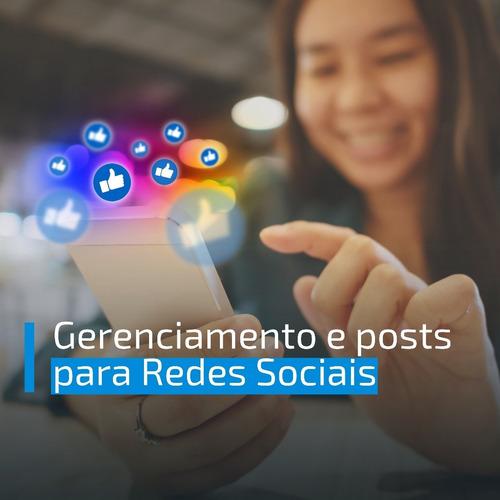social média - criação de posts para redes sociais