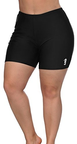 04fed7259afa Sociala Además De Natación Tamaño Shorts Para Mujeres L