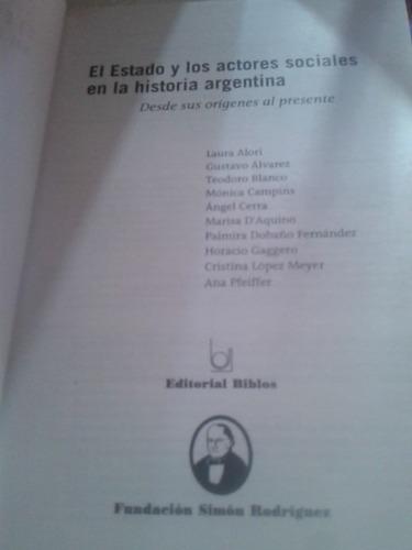 sociales historia argentina.