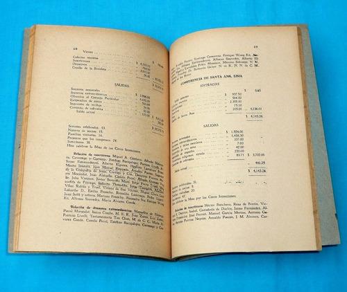sociedad de san vicente de paul boletín 1946 1949 lima