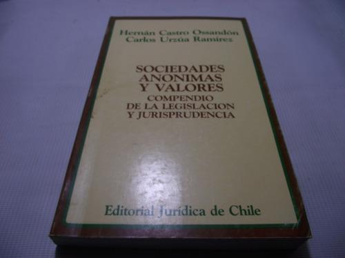 sociedades anonimas y valores h. castro y c urzua