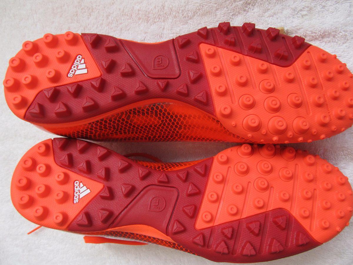 Chuteira Society adidas F30 Tf Vermelha - Nova - R  459 fdd5973463905