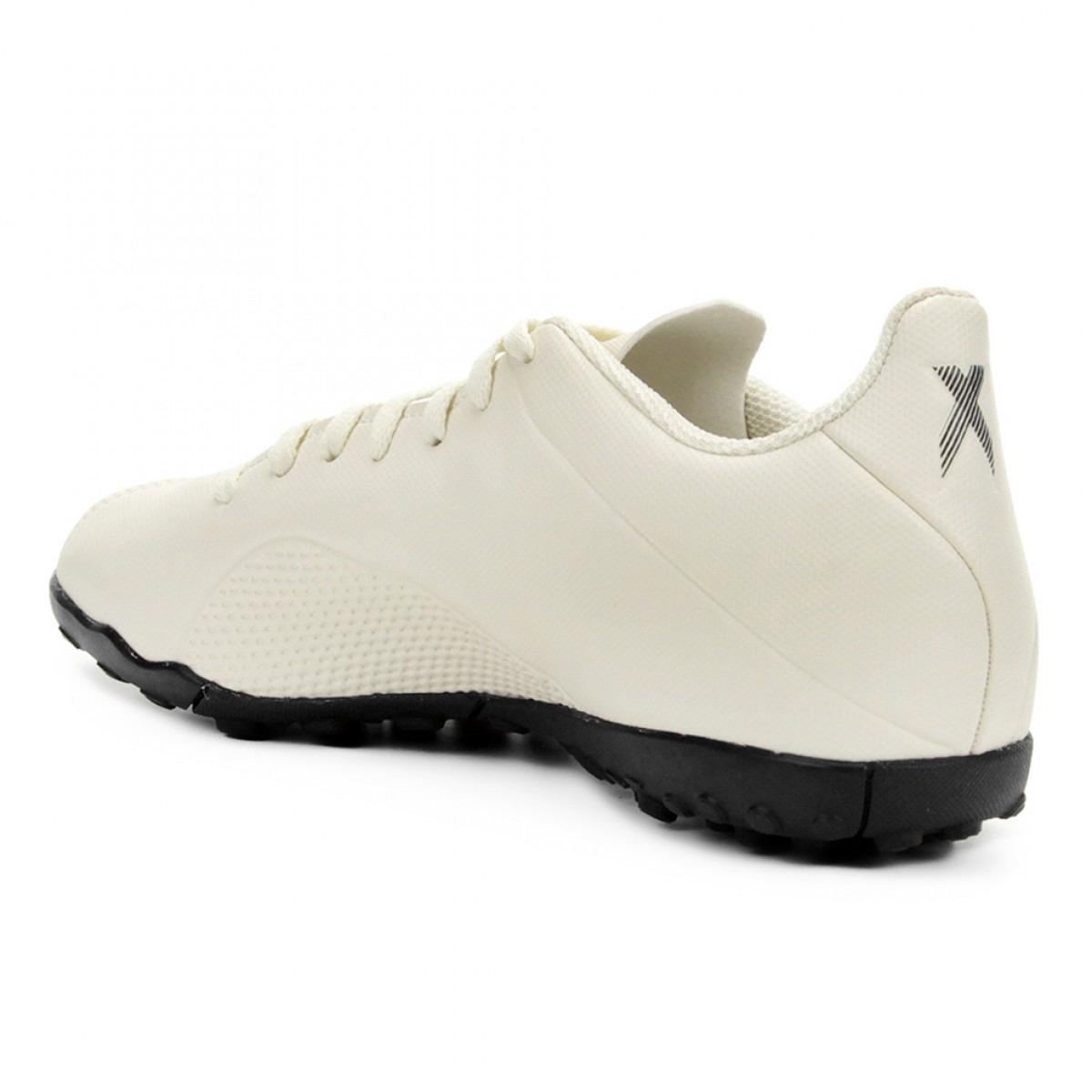 Chuteira Society adidas X Tango 18 4 Tf Masculina - Branca E - R ... a5a8b34c95d8b