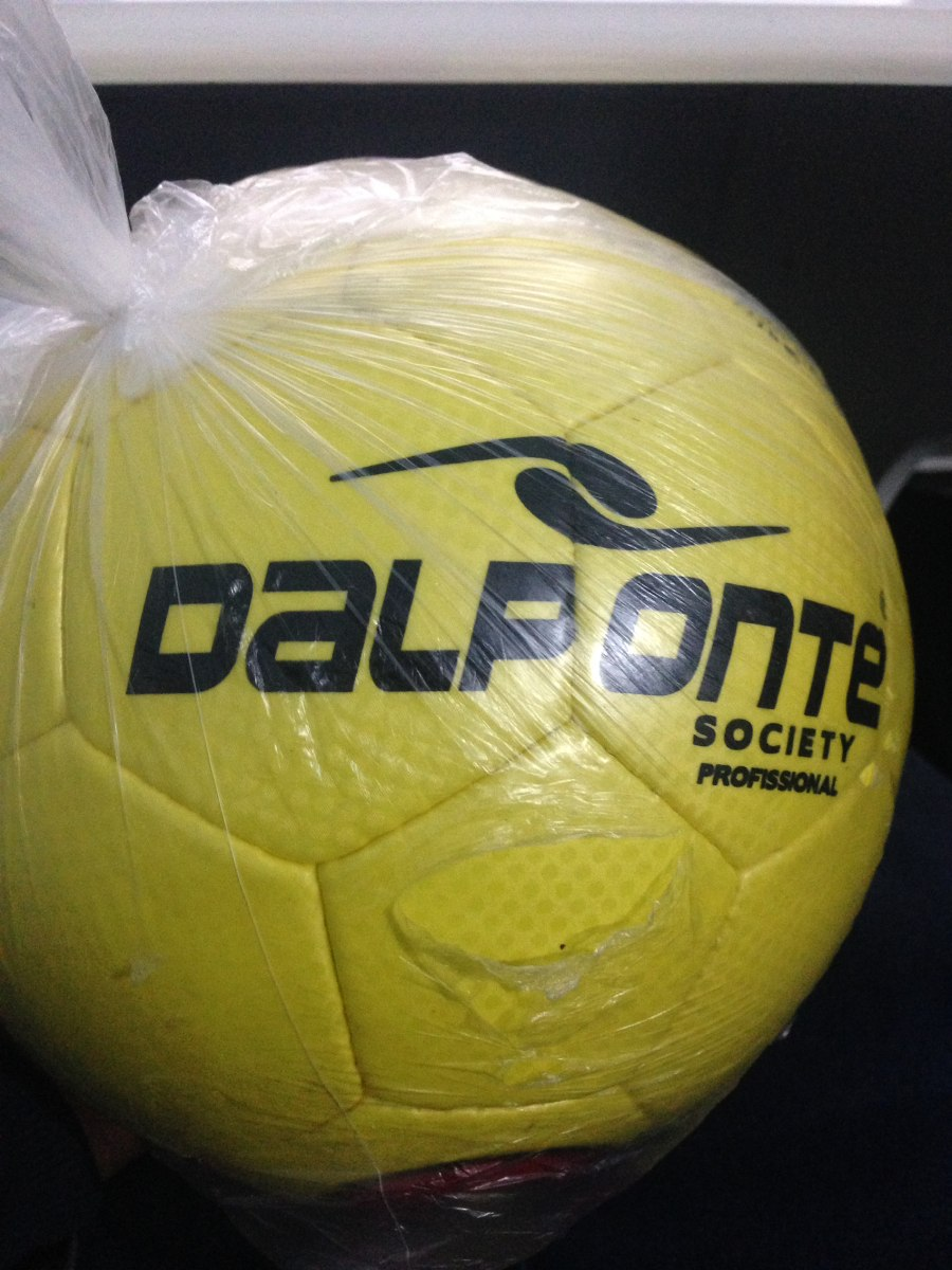 13639ab86f Bola Society Dalponte 81 Cafusa Proficional Oficial Esporte - R  65 ...