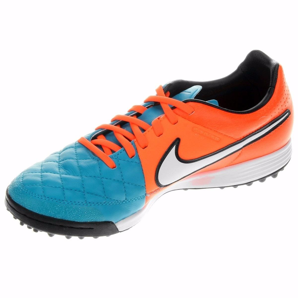 a602301a97576 Chuteira Tênis Society Nike Tiempo Legacy Tf Couro 1magnus - R  279 ...
