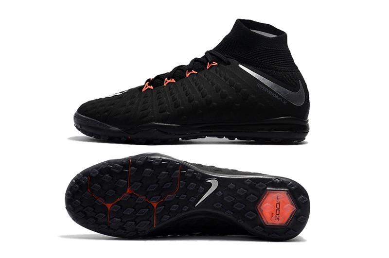 859ea8ba0e Chuteira Society Nike Hypervenomx Próximo 2+bolsa+meião - R  333