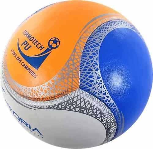 Bola Futebol Sete   Society Oficial Termotec Pu Pró - R  69 666984c9c8044