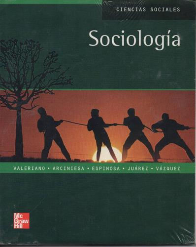 sociologia autores valeriano y otros editorial mc graw hill
