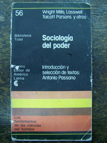sociologia del poder * varios autores * ceal *