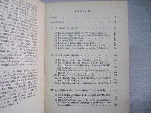 sociología del renacimiento (alfred von martin)