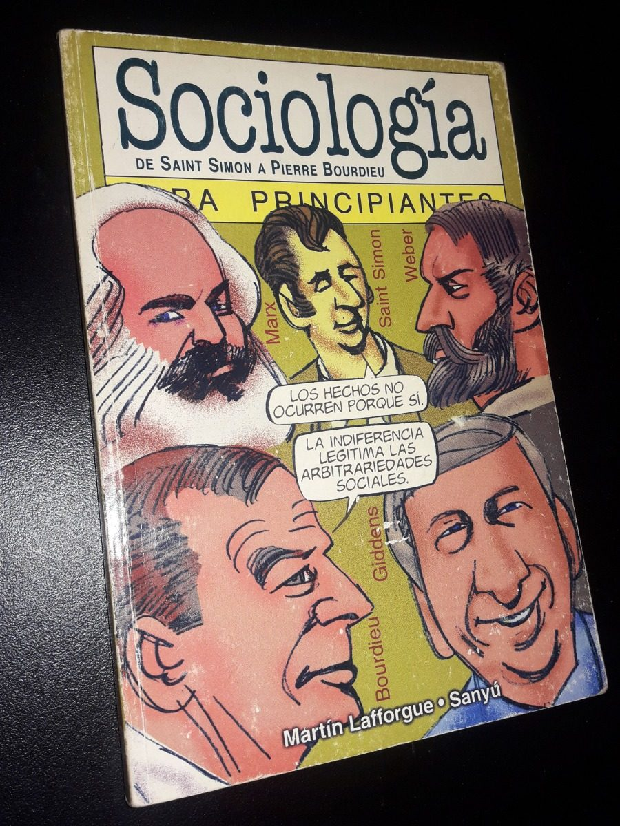 sociologia para principiantes martin lafforgue