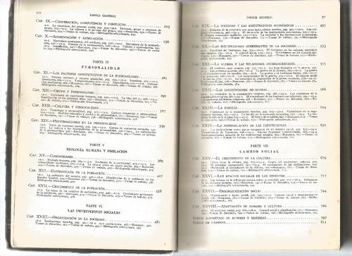 sociología - william f. ogburn y meyer f. nimkoff