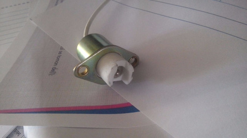 socket para lamp r7 con cable de 30 cm