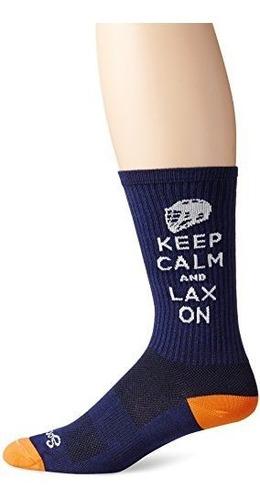 sockguy calcetines de lax sobre para hombre