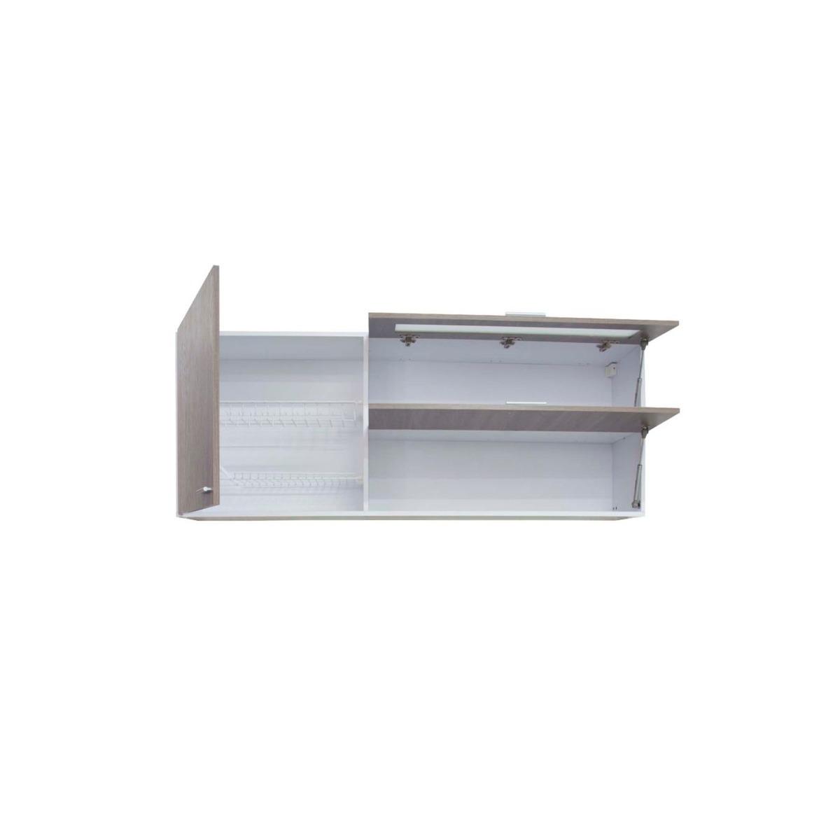 Socoda Mueble Superior Cocina Toledo 150 Cm 3 Puertas I - $ 484.000 ...