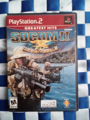 socom 2 us navy seals ps2