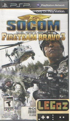 socom u.s. navy seals sellado- psp legoz zqz 1248