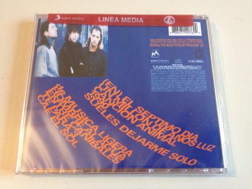 soda stereo canción animal cd nuevo cerrado nacional