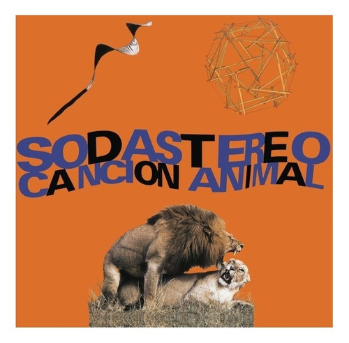 soda stereo cancion animal vinilo lp nuevo sellado