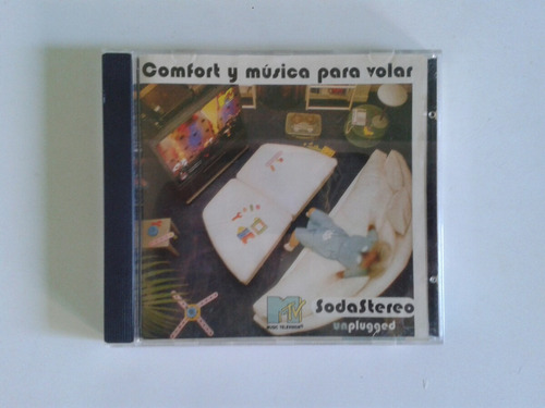 soda stereo. comfort y musica para volar