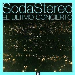 soda stereo el ultimo concierto b cd nuevo