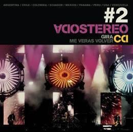 soda stereo me veras volver gira 2007 2 cd nuevo