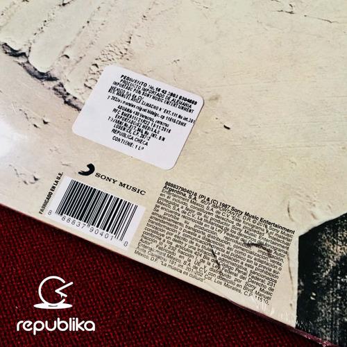soda stereo - ruido blanco - lp sellado nuevo europeo