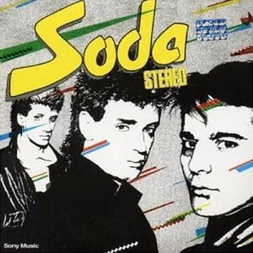 soda stereo - soda stereo - disco compacto