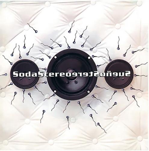 soda stereo sueño stereo vinilo doble 180 gramos imp.