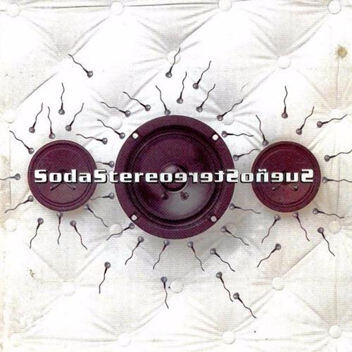 soda stereo sueño stereo vinilo doble nuevo sellado