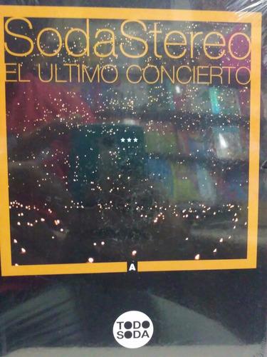 soda stereo - ultimo concierto a - cd coleccion la nacion
