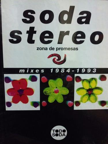 soda stereo - zona de promesas - cd coleccion la nacion