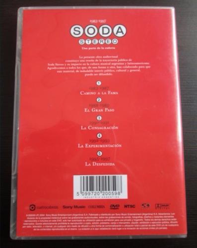 soda stero dvd 1983-1997