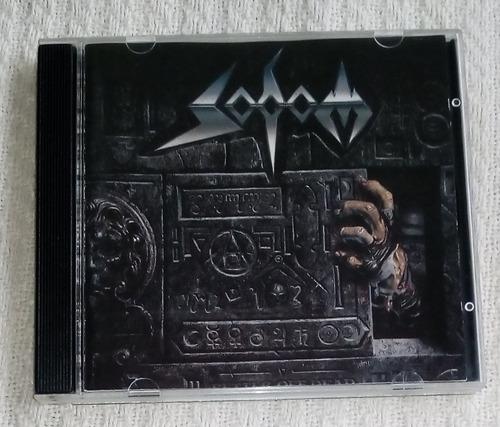 sodom - better off dead ( c d ed. alemania)