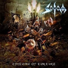 sodom epitome of torture cd nuevo