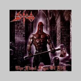 sodom the final sign of evil cd nuevo