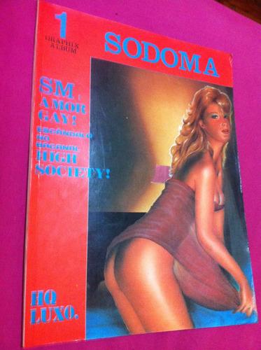 sodoma- graphix album - nº 1
