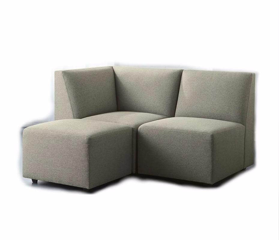 sof 1 lugar com chaise modulado r em mercado