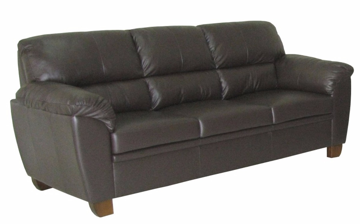 Sofa 2 Cuerpos 100 Cuero Natural Champagne Home U S 870 00 En  # Champagne Muebles Uy