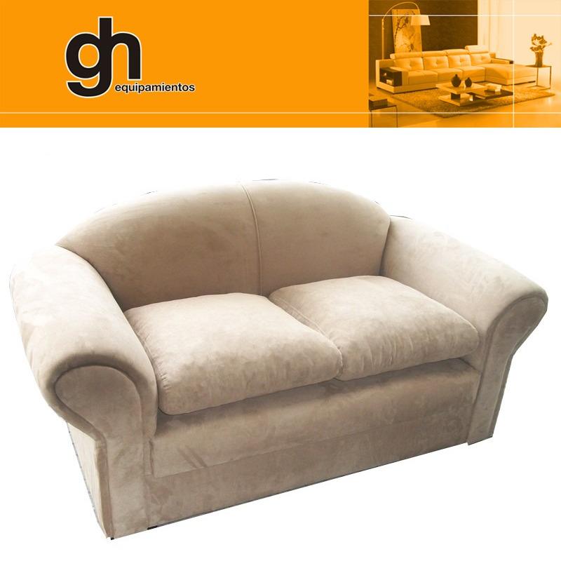 Sofa 2 cuerpos muy c modo y moderno variedad de colores for Sofas clasicos y comodos